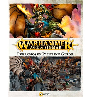 Everchosen Painting Guide Bok Warhammer Age of Sigmar
