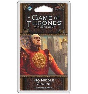 Game of Thrones TCG No Middle Ground Utvidelse til Game of Thrones Card Game
