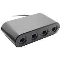 Gamecube Controller Adapter WiiU/Switch Bruk GC Håndkontroll på Smash Bros