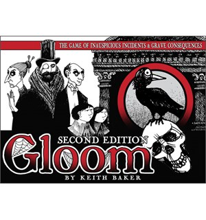 Gloom Kortspill