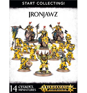 Ironjawz Start Collecting Warhammer Age of Sigmar