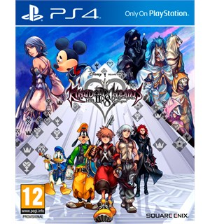 Kingdom Hearts 2.8 HD Final Chapter PS4 Final Chapter Prologue
