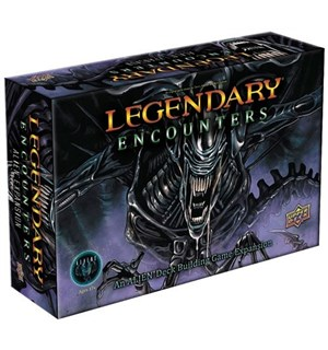 Legendary Encounters Alien Expansion Utvidelse til Alien Deck Building Game