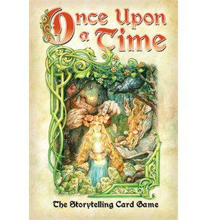 Once Upon a Time Kortspill Third Edition