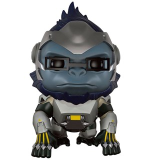 Overwatch POP Figur Winston 14 cm Bobblehead / HeadKnocker Super Sized
