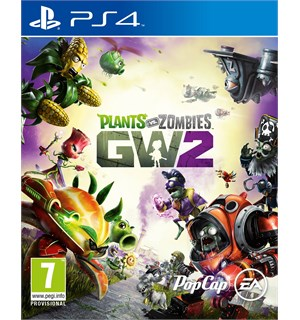 Plants vs Zombies GW2 PS4 Garden Warfare 2