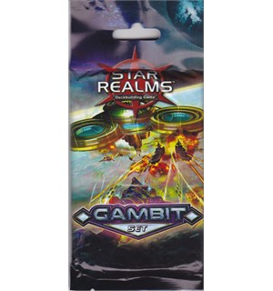 Star Realms Gambit Set Expansion Expansion/Utvidelse til Star Realms
