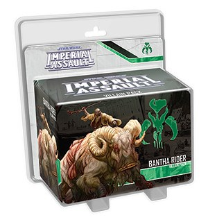 Star Wars IA Bantha Rider Villain Pack Imperial Assault