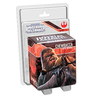 Star Wars IA Chewbacca Ally Pack Imperial Assault