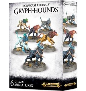 Stormcast Eternals Gryph-Hounds Warhammer Age of Sigmar