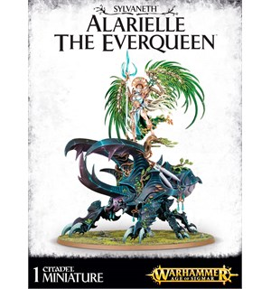 Sylvaneth Alarielle The Everqueen Warhammer Age of Sigmar