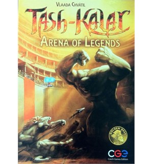 Tash-Kalar Arena of Legends Brettspill Golden Geek 2013 Best Abstract Game