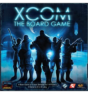 XCOM The Board Game Brettspill