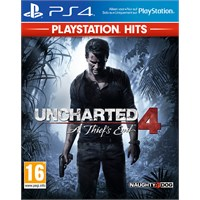 Uncharted 4 PS4 A Thiefs End
