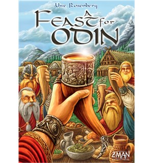 A Feast for Odin Brettspill