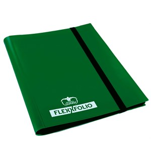 Album FlexXfolio 20x 9 Pocket Grønn 360 kort Side-Loading Utlimate Guard