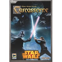 Carcassonne Star Wars Brettspill Limited Edition - Spesialutgave!