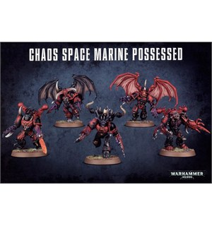 Chaos Space Marines Possessed Warhammer 40K