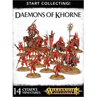 Daemons of Khorne Start Collecting Warhammer Age of Sigmar