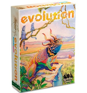 Evolution Brettspill 2017 Edition