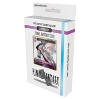 Final Fantasy XIII TCG Starter Set Trading Card Game Final Fantasy 13