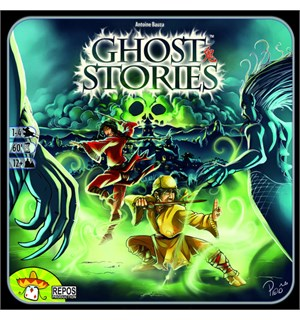 Ghost Stories Brettspill
