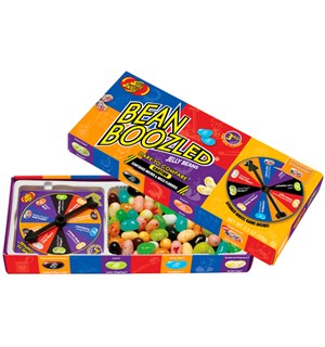 Jelly Belly BeanBoozled Spinner Giftbox Tør du spille? Fersken, eller SPY?