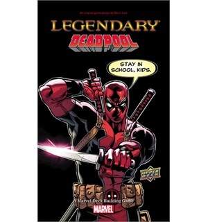 Legendary Deadpool Expansion