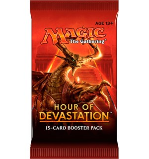 Magic Hour of Devastation Booster