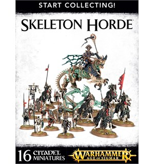 Skeleton Horde Start Collecting Warhammer Age of Sigmar