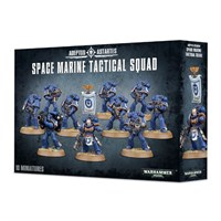 Space Marine Tactical Squad Warhammer 40K