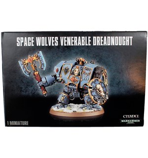 Space Wolves Venerable Dreadnought Warhammer 40K