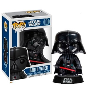 Star Wars Darth Vader POP Bobblehead 10cm Bobblehead / HeadKnocker