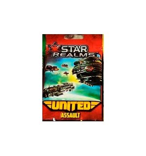 Star Realms United Assault Expansion Utvidelse - 12 kort