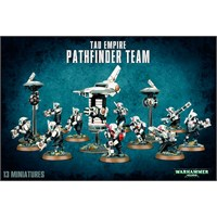 Tau Empire Pathfinder Team Warhammer 40K