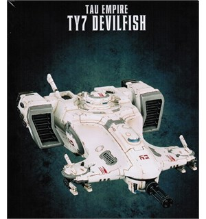 Tau Empire TY7 Devilfish Warhammer 40K