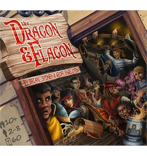 The Dragon and Flagon Brettspill