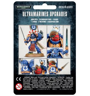 Ultramarines Upgrades Warhammer 40K