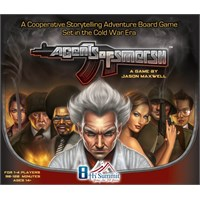 Agents of SMERSH Brettspill Second Edition