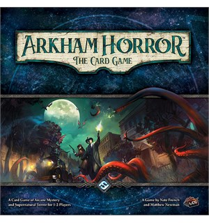 Arkham Horror The Card Game Kortspill