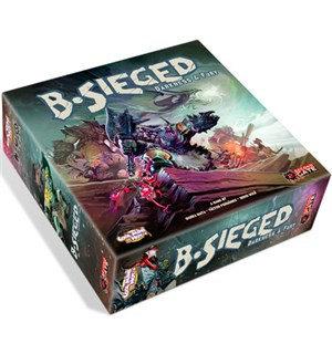 B-Sieged Darkness & Fury Expansion Utvidelse til B-Sieged Sons of the Abyss