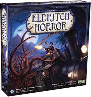 Eldritch Horror Brettspill