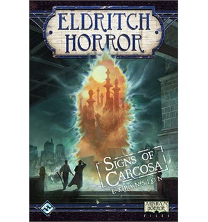 Eldritch Horror Signs of Carcosa Exp Utvidelse til Eldritch Horror