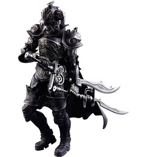 Final Fantasy 12 Figur Gabranth 28cm Final Fantasy XII Play Arts Kai