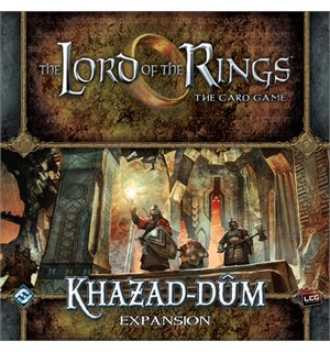 LotR TCG Khazad Dum Expansion Lord of the Rings The Card Game