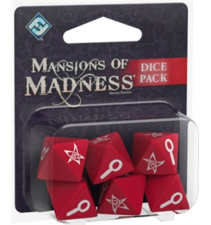 Mansions of Madness Dice Pack Second Edition