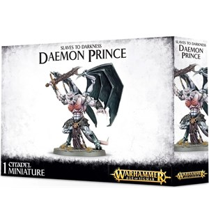 Slaves to Darkness Daemon Prince Warhammer Age of Sigmar