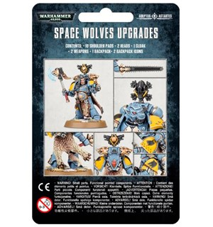 Space Wolves Upgrades Warhammer 40K