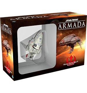 Star Wars Armada Assault Frigate Exp Assault Frigate Mark II
