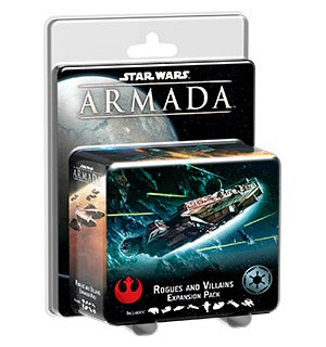 Star Wars Armada Rogues & Villains Exp